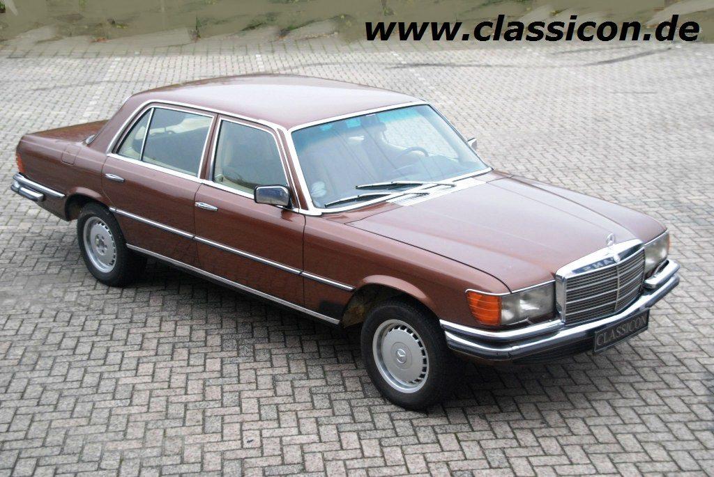 1979 mercedes benz 450 sel 6 9 classicon motorwagen for Mercedes benz 450 sel 6 9