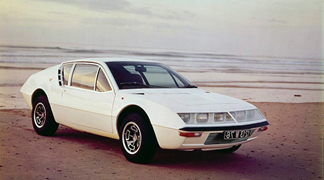 <strong>ALPINE  A310</strong>