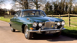 <strong>JAGUAR  Mk 10 </strong>/ <strong>420G</strong>
