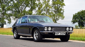 <strong>JENSEN&nbsp;&nbsp;Interceptor</strong>