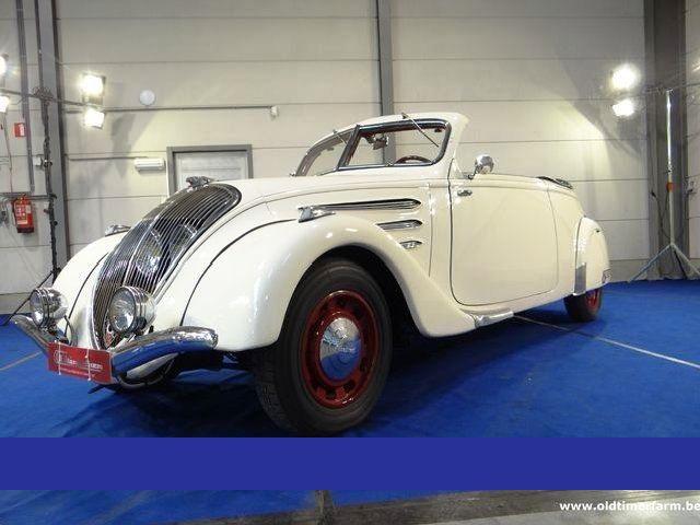 1936 peugeot 402 cabriolet classicon motorwagen media gmbh. Black Bedroom Furniture Sets. Home Design Ideas