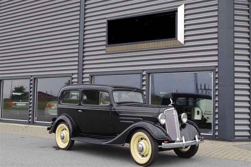 1934 – CHEVROLET Master - CLASSICON Motorwagen & Media GmbH