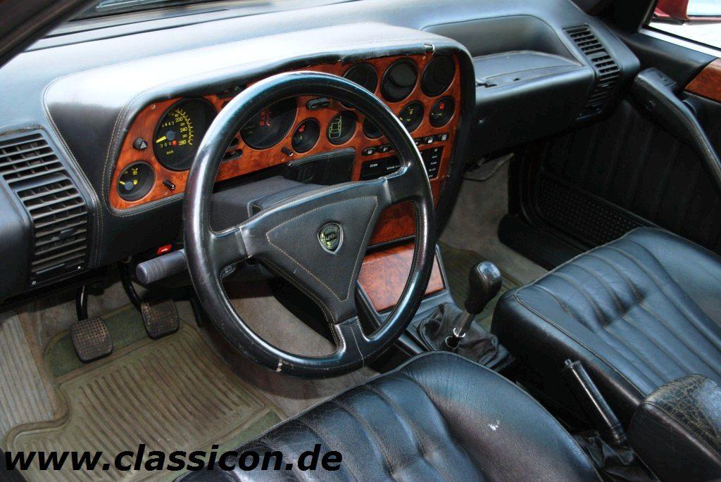 1989 - LANCIA Thema 8.32 by Ferrari - CLASSICON Motorwagen & Media GmbH