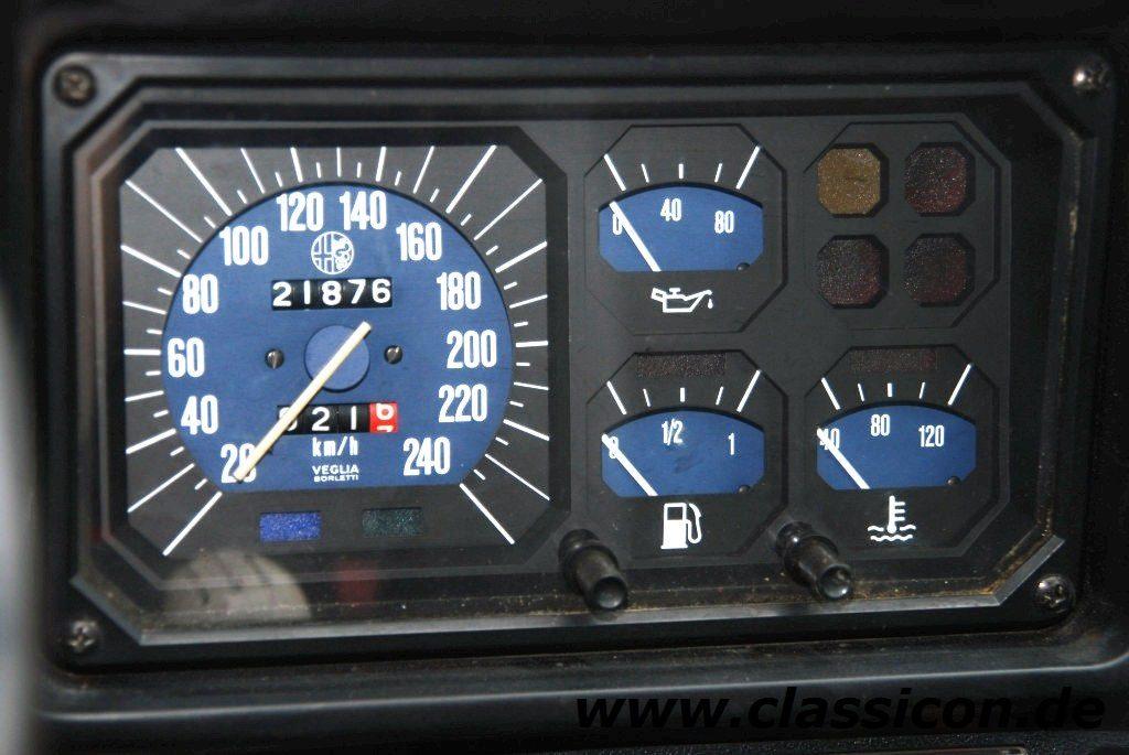 1976 - ALFA ROMEO Alfetta GTV 2000 - 03