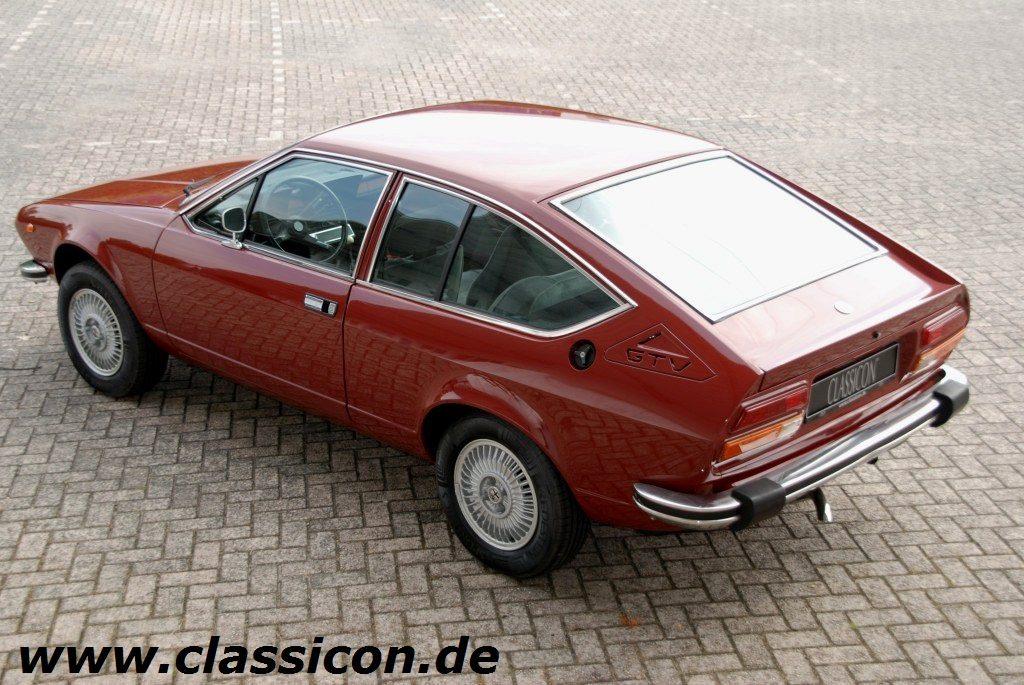 1976 - ALFA ROMEO Alfetta GTV 2000 - 40