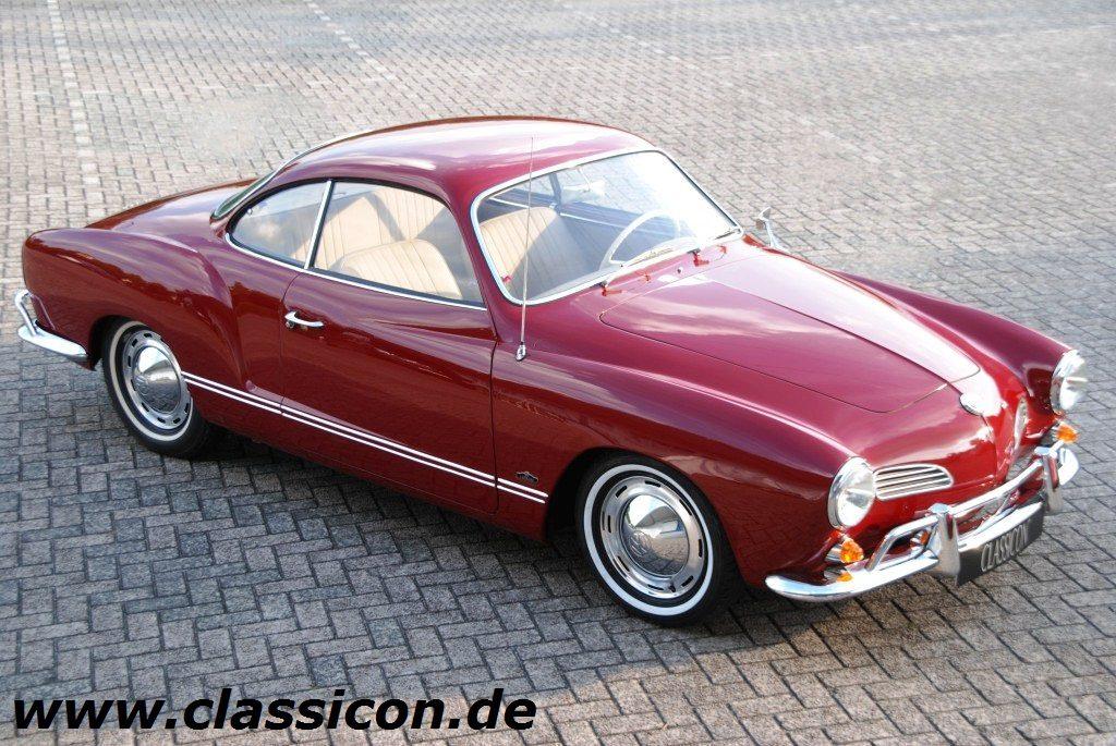 1964 - VW Karmann Ghia - 01