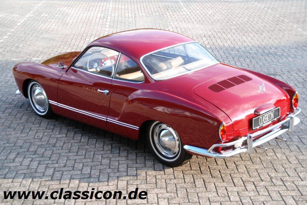 1964 - VW Karmann Ghia - 40
