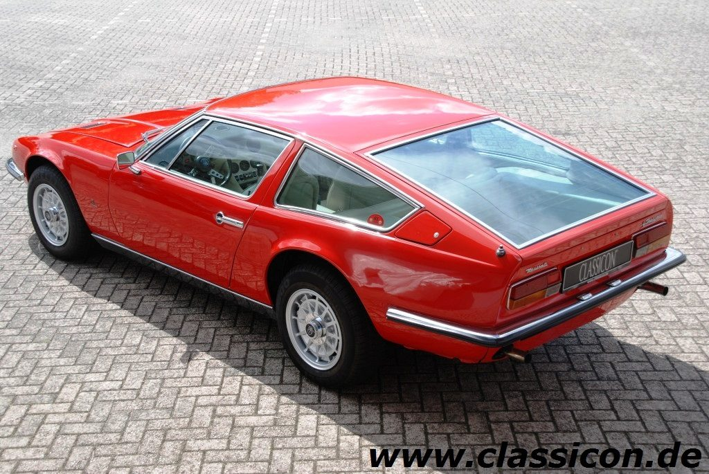 1973 - MASERATI Indy 4900 - 40