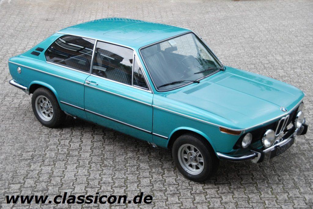 1975 Bmw 2002 Tii Touring Classicon Motorwagen Media Gmbh