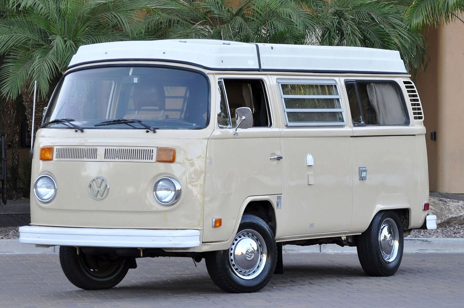1978 volkswagen t2 bus westfalia classicon motorwagen media gmbh. Black Bedroom Furniture Sets. Home Design Ideas