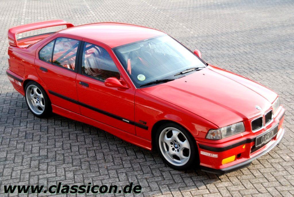 1995 - BMW M3 Motorsport - 01