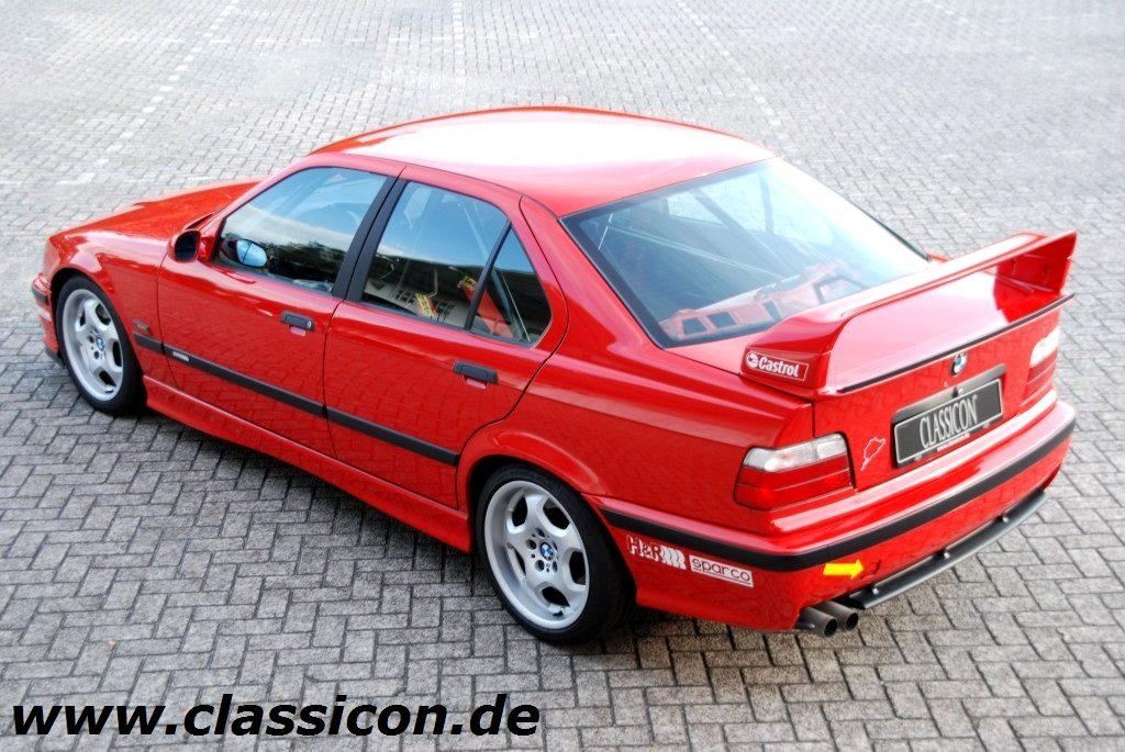 1995 - BMW M3 Motorsport - 40