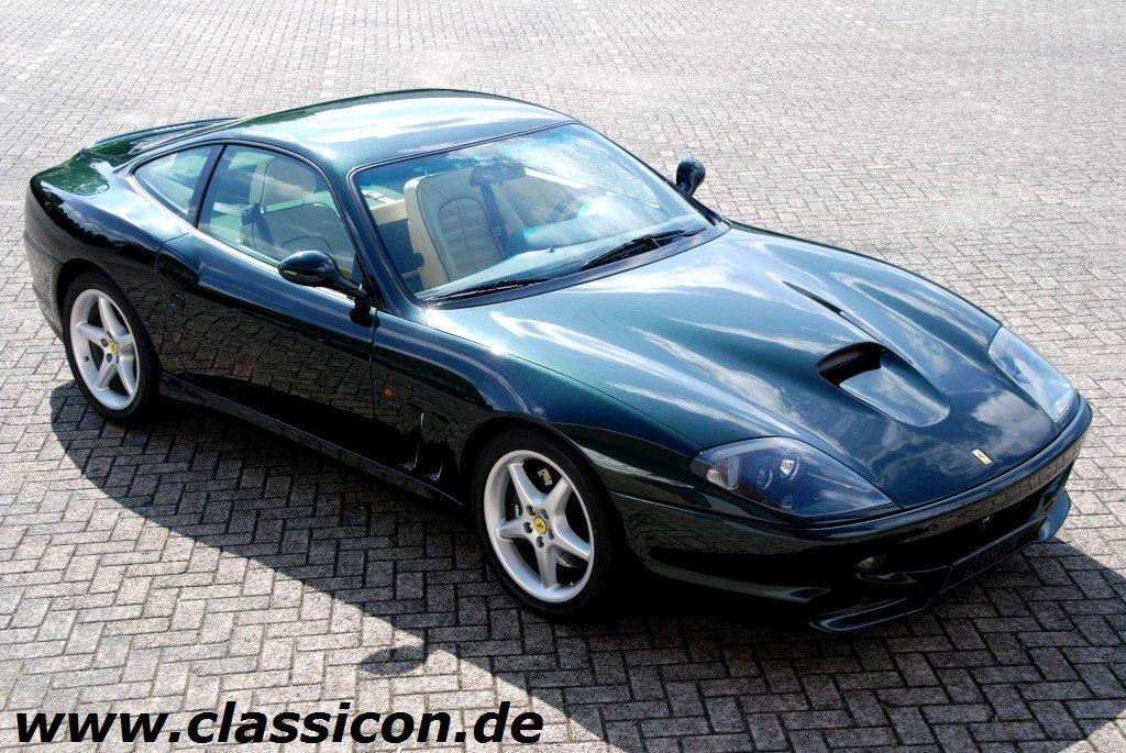 1998 - FERRARI 550 Maranello - 01
