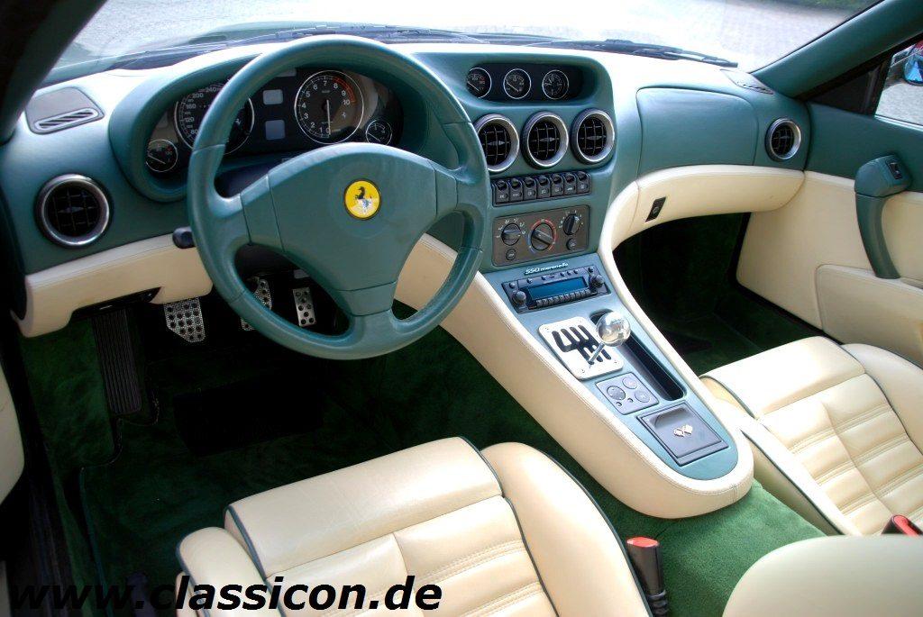 1998 - FERRARI 550 Maranello - 02