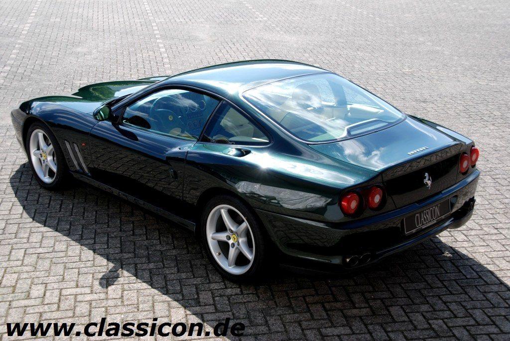 1998 - FERRARI 550 Maranello - 40