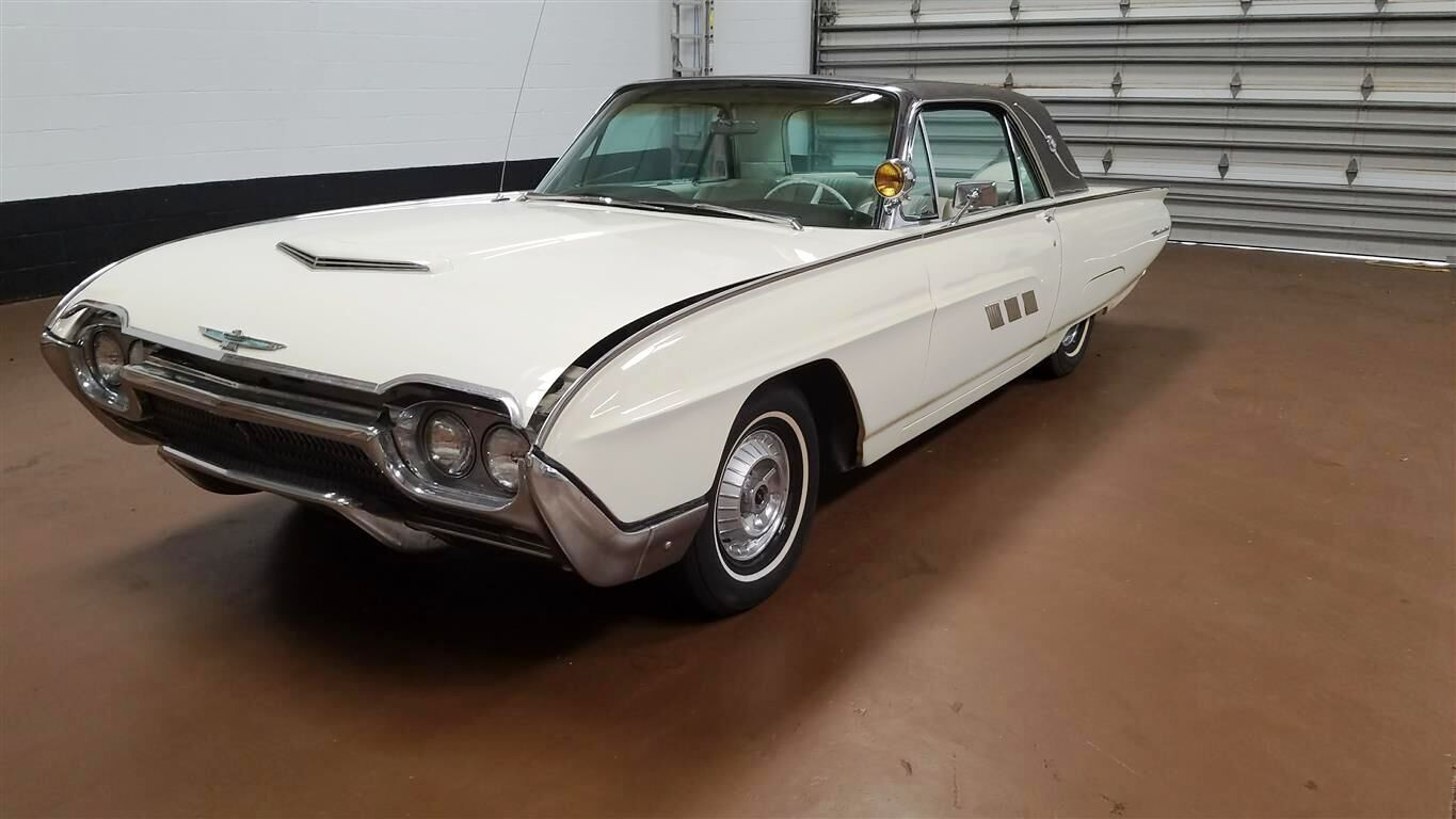 1963 FORD Thunderbird Landau Ltd Edition