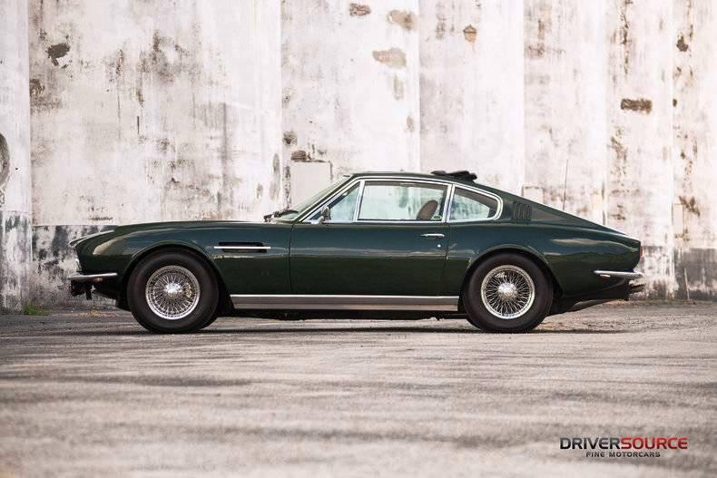 1969 Aston Martin Dbs Classicon Motorwagen Media Gmbh