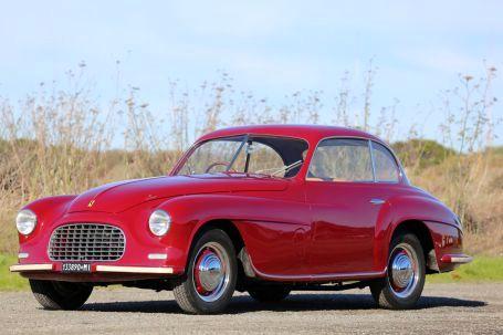 1949 Ferrari 166 Inter Classicon Motorwagen Media Gmbh