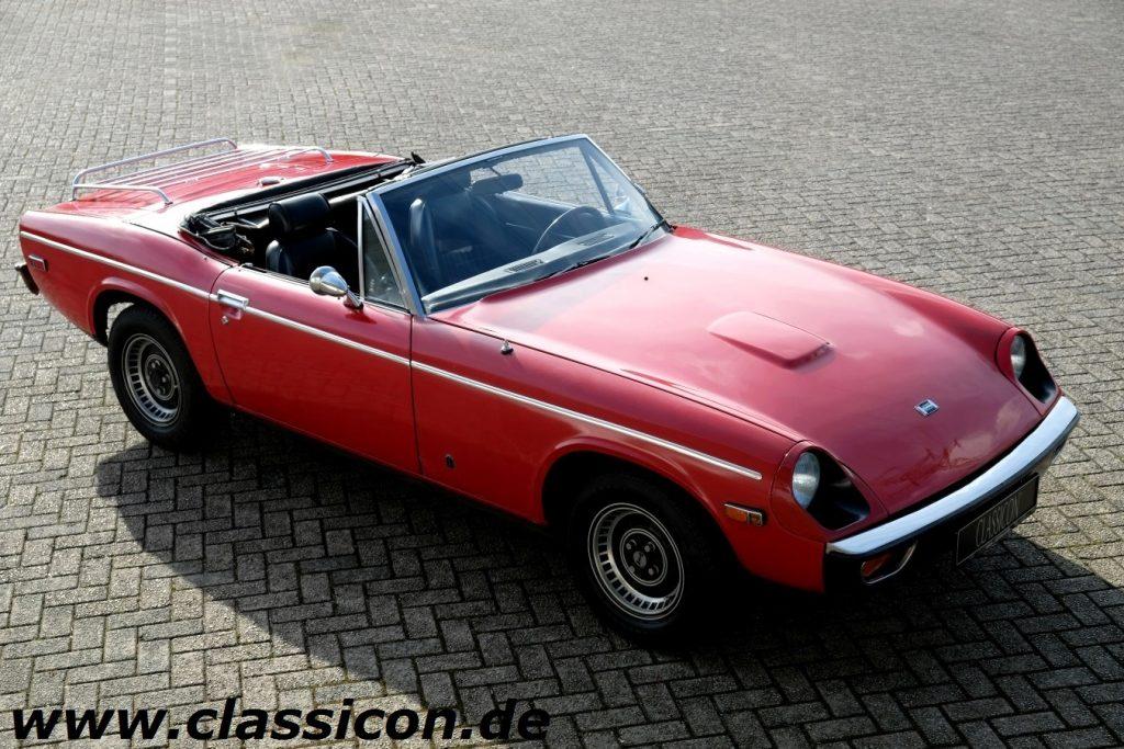 1974 - JENSEN-HEALEY Mk2 - 01