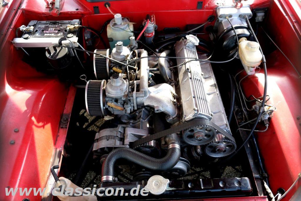 1974 - JENSEN-HEALEY Mk2 - 13