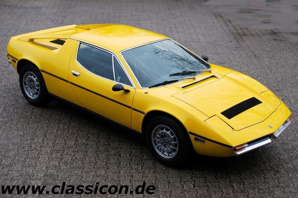 1975 - MASERATI Merak 3000 - 01b