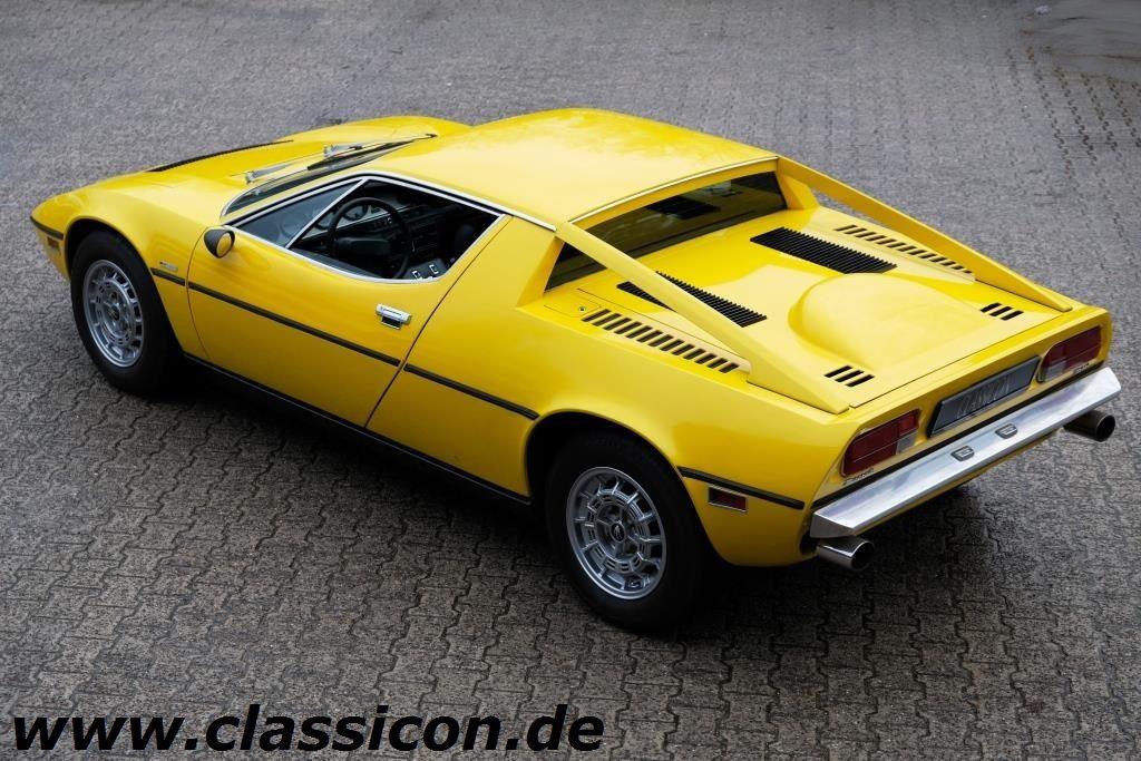 1975 - MASERATI Merak 3000 - 40