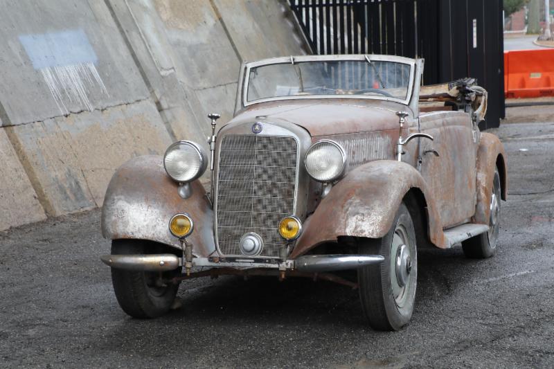 1937 – MERCEDES-BENZ230 N  Cabriolet C