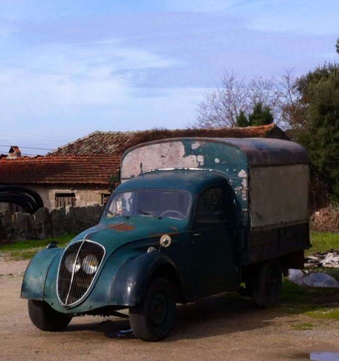 1946 – PEUGEOT202 Pick Up