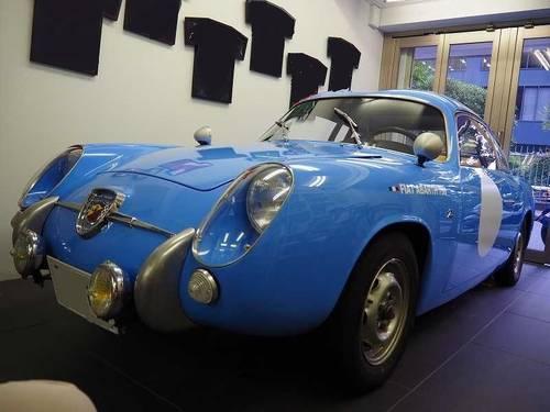1957 – ABARTH750 GT Zagato