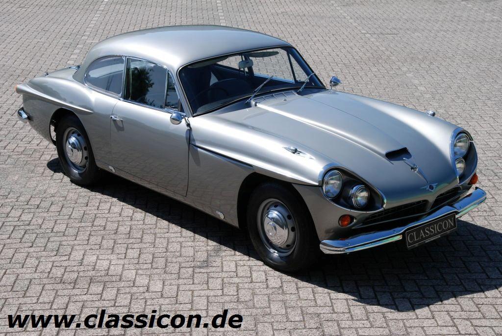 1963 – JENSENC-V8 Mk.I