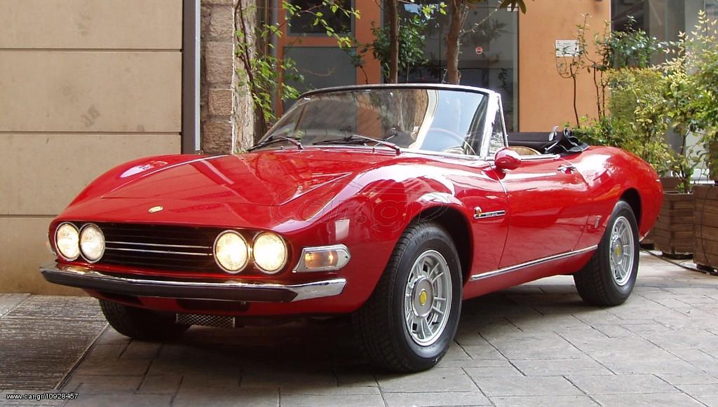 1972 – FIATDino Spider 2400
