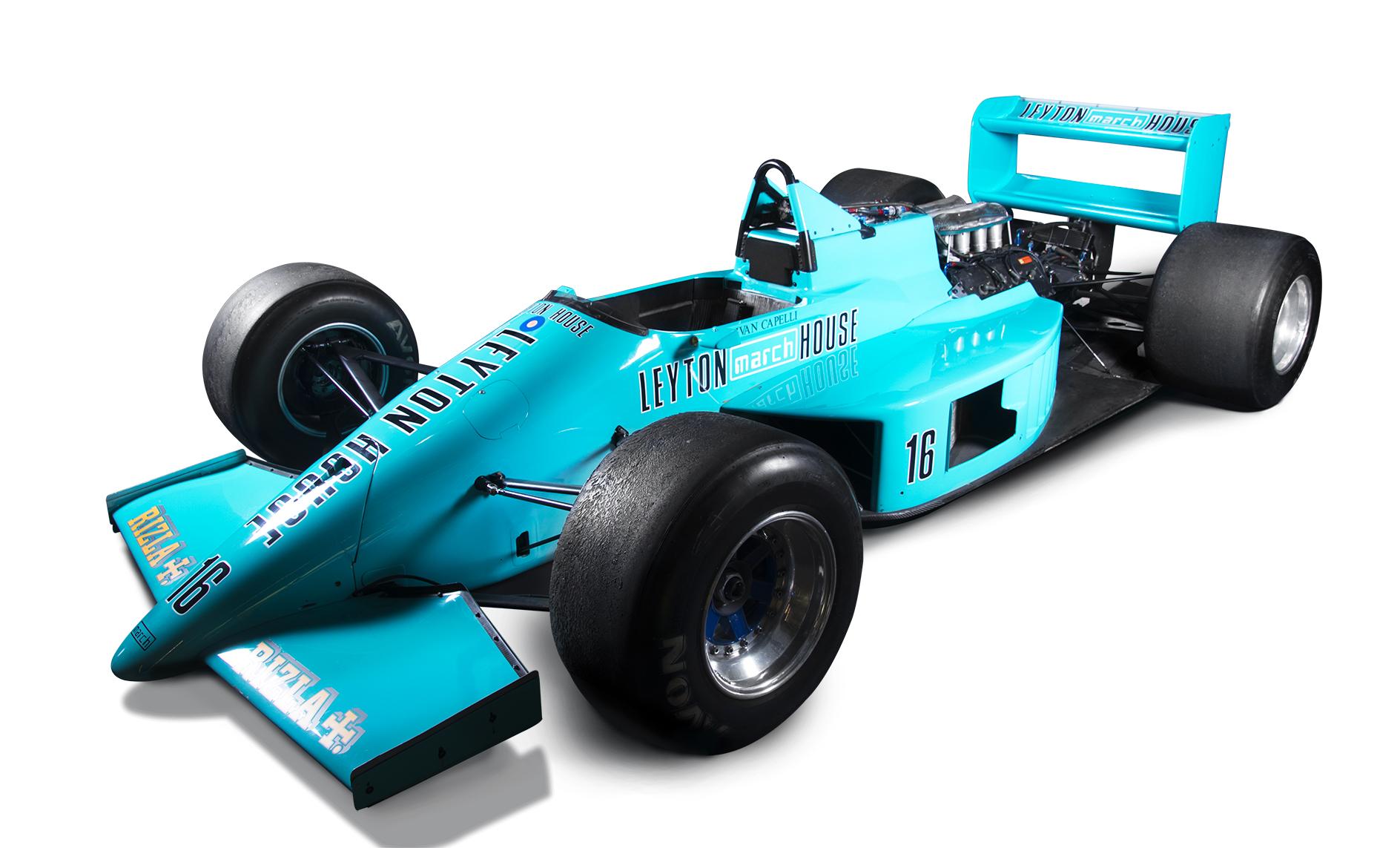 1987 – MARCHLeyton House F1