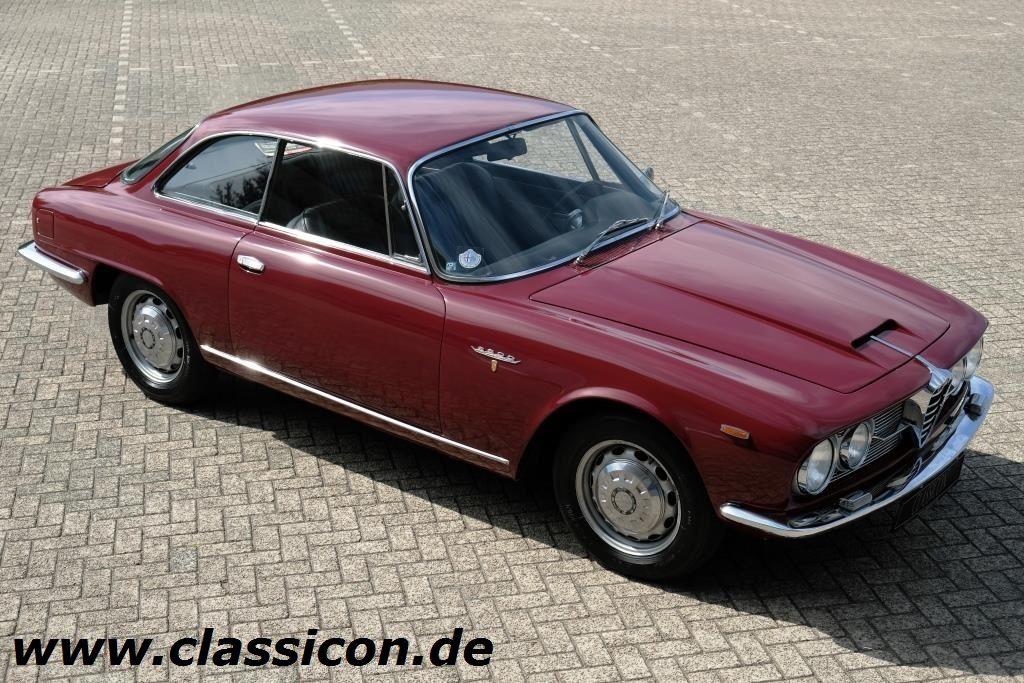 1963 - ALFA ROMEO 2600 Sprint - 1