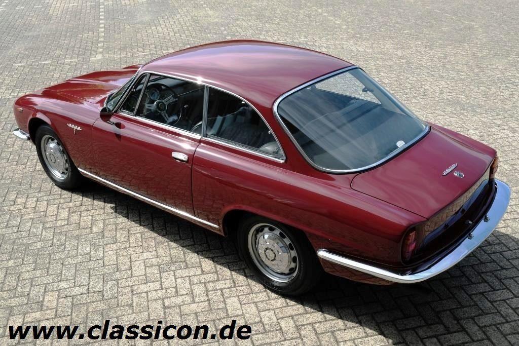 1963 - ALFA ROMEO 2600 Sprint - 40