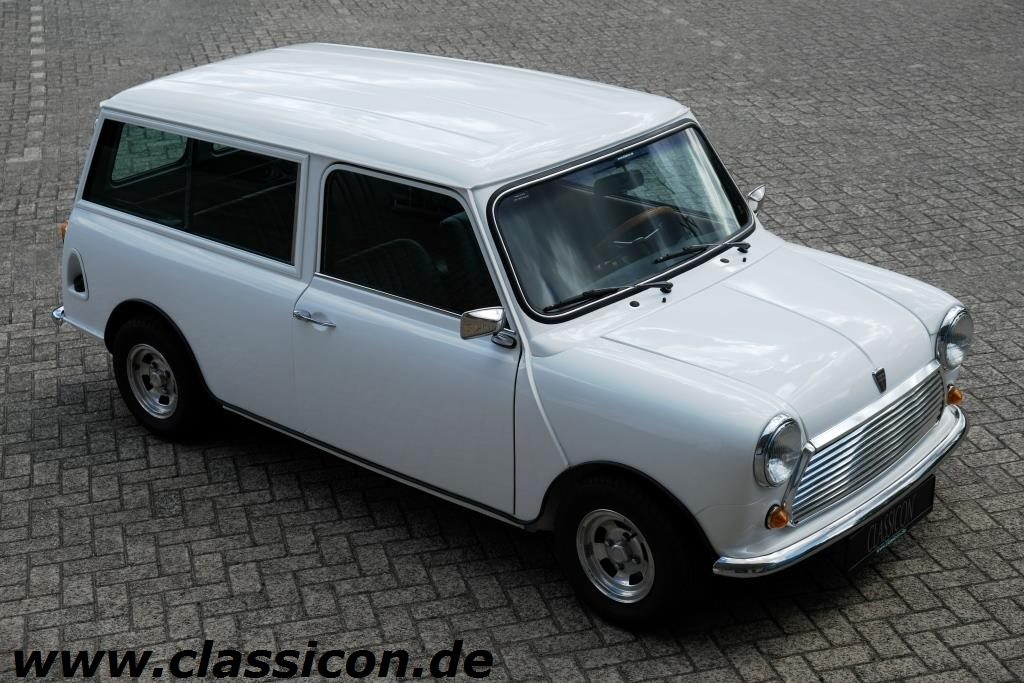 1977 - MINI Clubman Estate - 01