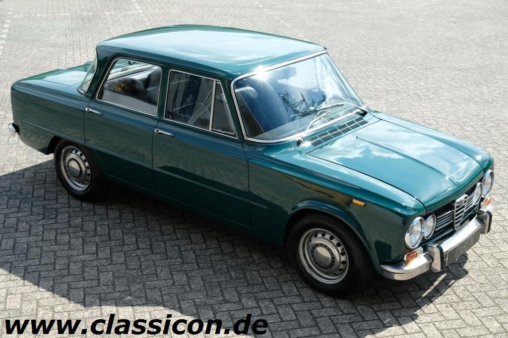 1972 - ALFA ROMEO Giulia Super 2.0 - 01