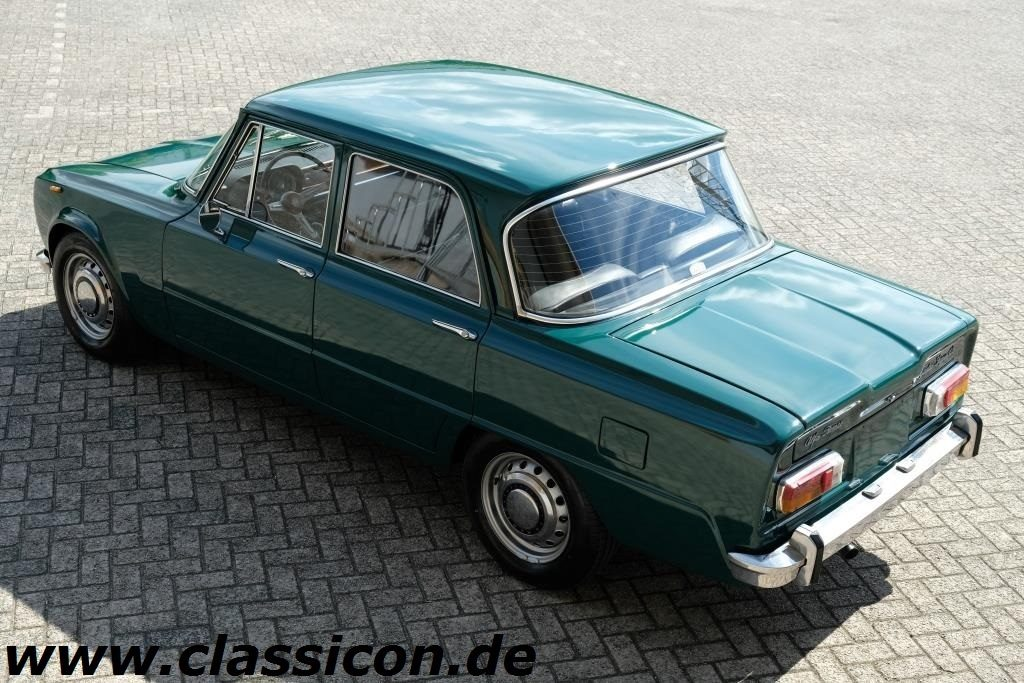 1972 - ALFA ROMEO Giulia Super 2.0 - 40