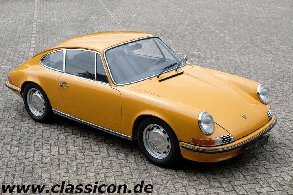 1969 - PORSCHE 911E 2.0 - 01
