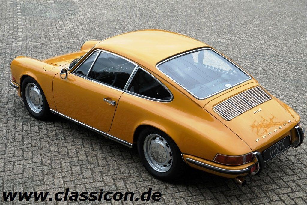 1969 - PORSCHE 911E 2.0 - 40