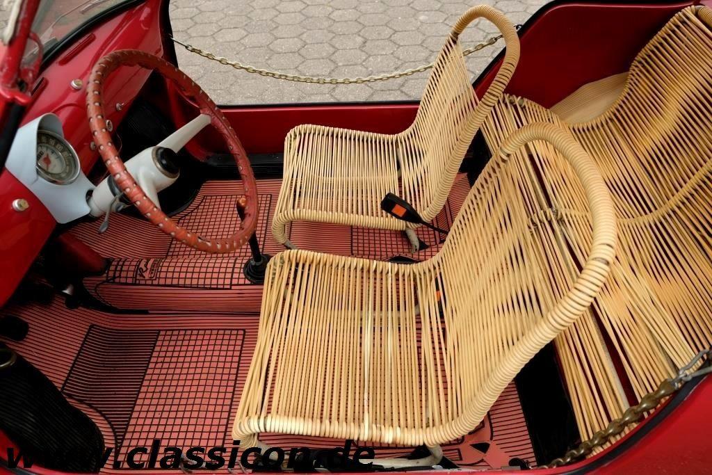 1961 - FIAT nouva 500 D Jolly - 02