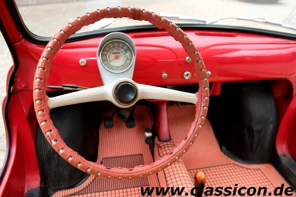 1961 - FIAT nouva 500 D Jolly - 04